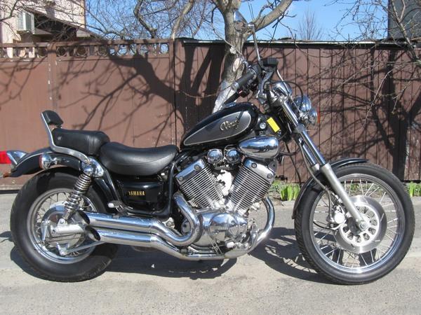 Фотогалерея мотоцикла Yamaha Virago (Ямаха Вираго) 400  - фото 8