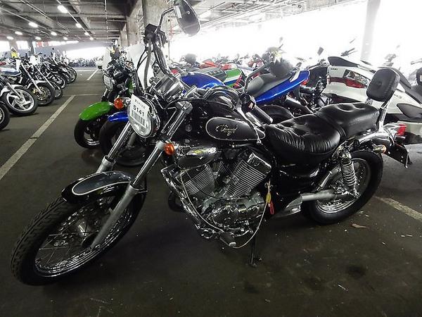 Фотогалерея мотоцикла Yamaha Virago (Ямаха Вираго) 400  - фото 13