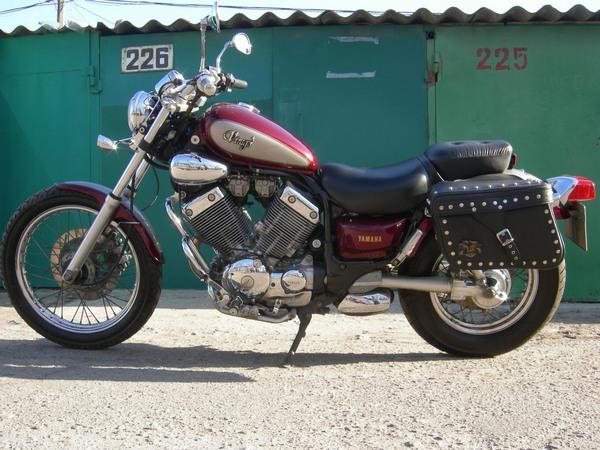 Фотогалерея мотоцикла Yamaha Virago (Ямаха Вираго) 400  - фото 17