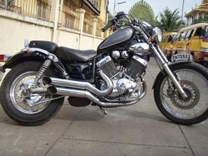 Конструктивное описание мотоцикла Ямаха Вираго 400