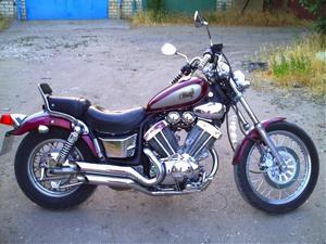 Средняя стоимост мотоцикла Yamaha Virago (Ямаха Вираго) 400