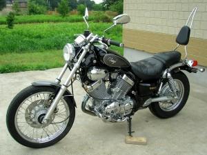 Ямаха Вираго - конструкция и характеристики мотоцикла