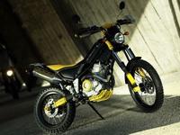 Yamaha Tricker 250 - создан дляя развлечений