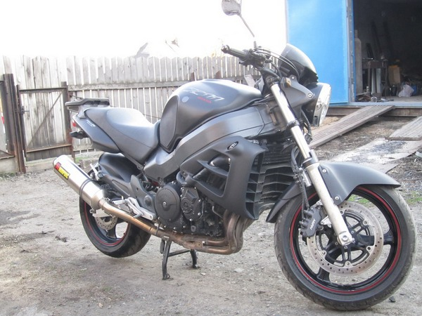 Фотогалерея мотоцикла Хонда Икс 11 - фото 11