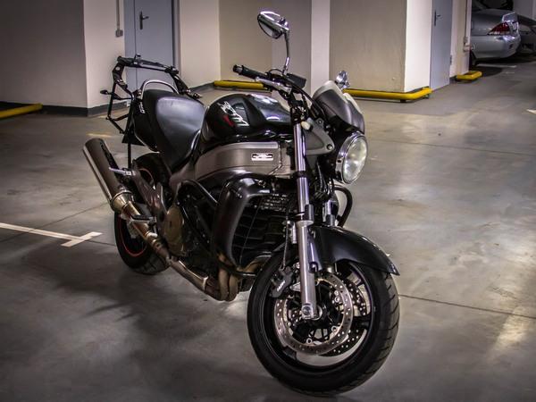 Фотогалерея мотоцикла Хонда Икс 11 - фото 7