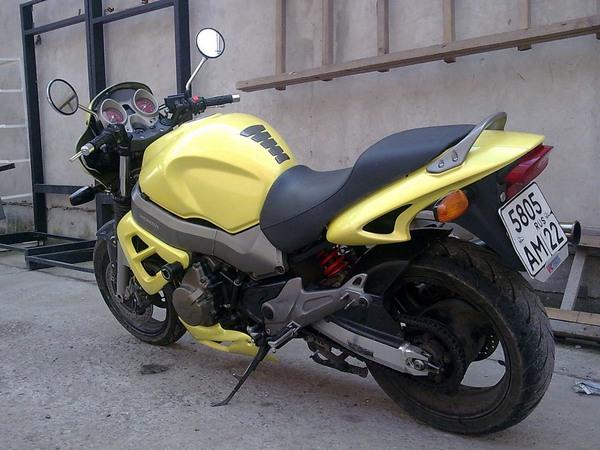 Фотогалерея мотоцикла Хонда Икс 11 - фото 6