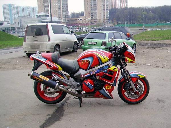 Фотогалерея мотоцикла Хонда Икс 11 - фото 3