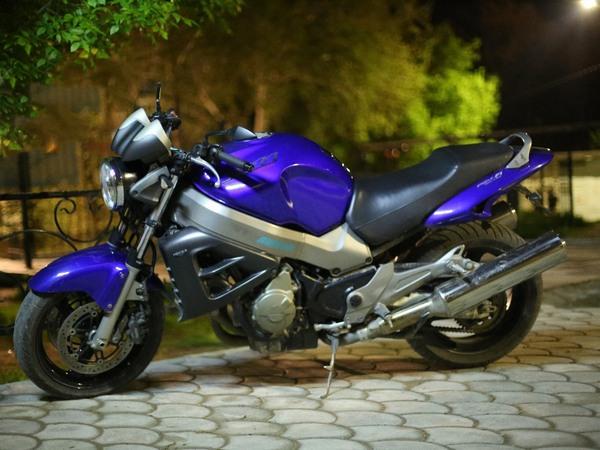 Фотогалерея мотоцикла Хонда Икс 11 - фото 15