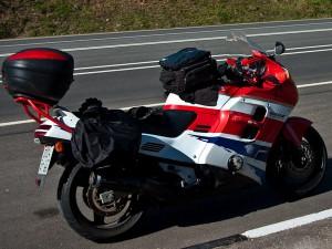 Обзор кофр для мотоцикла и скутера.
