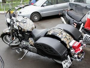 Бортовые кофры для мотоцикла