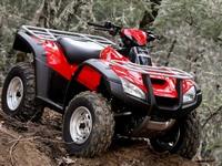 Квадроциклы Хонда - разнообразие моделей