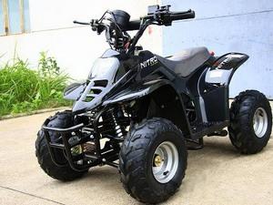 Модель детского квадроцикла на аккумуляторе - E-ATV CS-E7015-36V