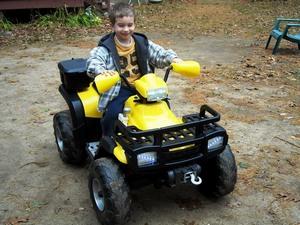 Безопасность детских квадроциклов