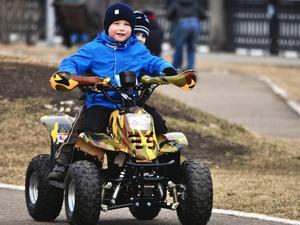 Квадроцикл Шерхан 500