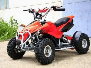 Электроквадроцикл на аккумуляторных батареях E-ATV-CS-E9053