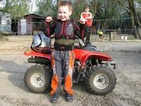Топ самых мощных детских электроквадроциклов