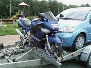 Объем таможенной пошлины на мотоцикл