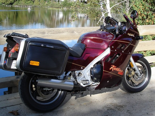 Фотогалерея мотоциклов Suzuki Katana (Cузуки Катана) - фото 7