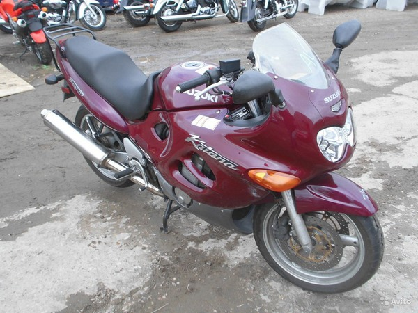 Фотогалерея мотоциклов Suzuki Katana (Cузуки Катана) - фото 11