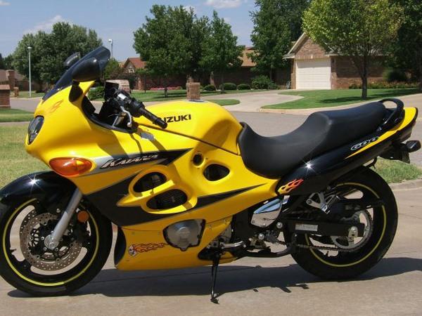 Фотогалерея мотоциклов Suzuki Katana (Cузуки Катана) - фото 16