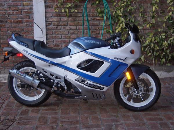 Фотогалерея мотоциклов Suzuki Katana (Cузуки Катана) - фото 18