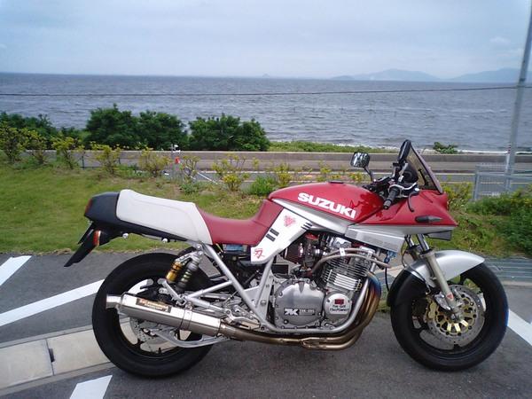 Фотогалерея мотоциклов Suzuki Katana (Cузуки Катана) - фото 19
