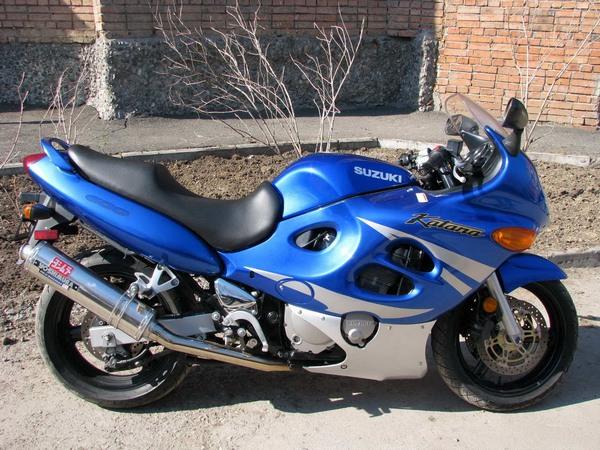 Фотогалерея мотоциклов Suzuki Katana (Cузуки Катана) - фото 21
