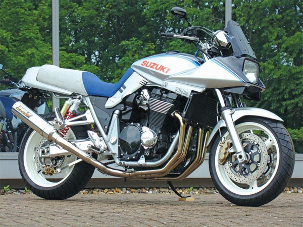 Фотогалерея мотоциклов Suzuki Katana (Cузуки Катана) - фото 24