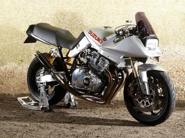 Фотогалерея мотоциклов Suzuki Katana (Cузуки Катана) - фото 28