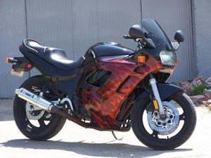Конструктивное описание мотоциклов Suzuki Katana