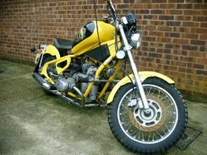 Кобра - мотоцикл с историей