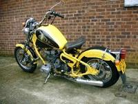 Урал Кобра - мотоцикл который мало кто видел вживую