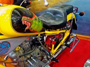 Особенности мотоцикла Кобра