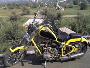 Кобра - этот мотоцикл стал редкостью