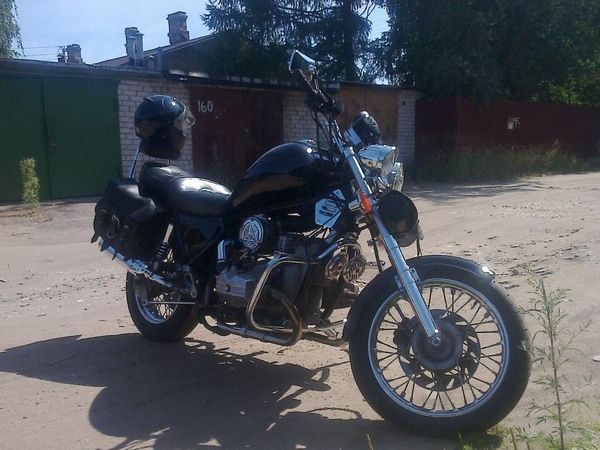 Фотогалерея мотоцикла Урал Вояж - фото 6