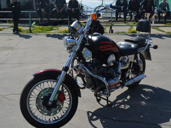 Фотогалерея мотоцикла Урал Вояж - фото 9