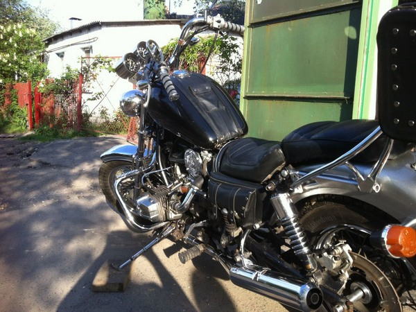 Фотогалерея мотоцикла Урал Вояж - фото 13