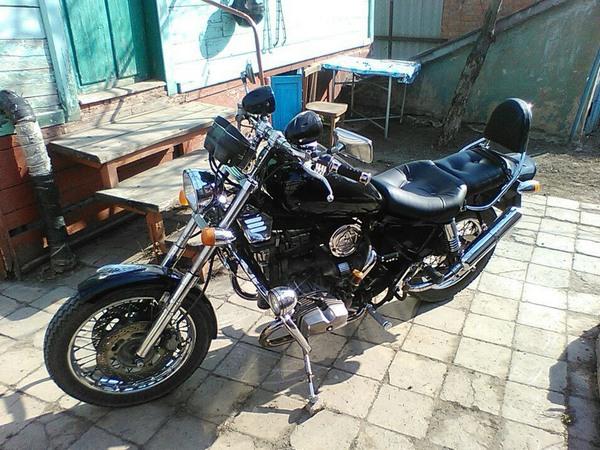 Фотогалерея мотоцикла Урал Вояж - фото 14