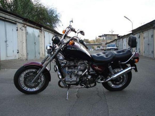 Фотогалерея мотоцикла Урал Вояж - фото 16