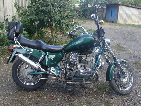 Фотогалерея мотоцикла Урал Вояж - фото 21