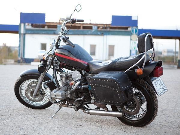 Фотогалерея мотоцикла Урал Вояж - фото 22