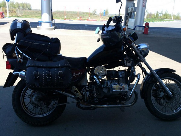 Фотогалерея мотоцикла Урал Вояж - фото 23