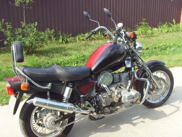 Фотогалерея мотоцикла Урал Вояж - фото 1