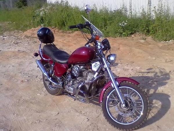 Фотогалерея мотоцикла Урал Вояж - фото 2