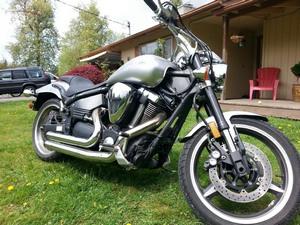 Плюсы и минусы мотоцикла Yamaha Warrior XV 1700
