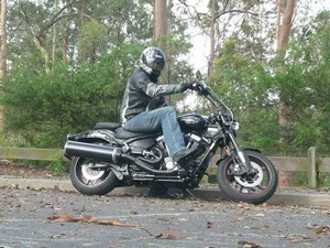 Yamaha Roadstar Warrior XV 1700