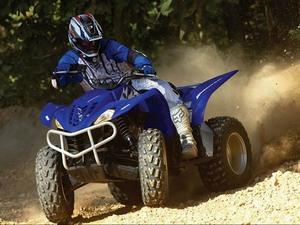 ОСобенности квадроцикла Yamaha Wolverine 450