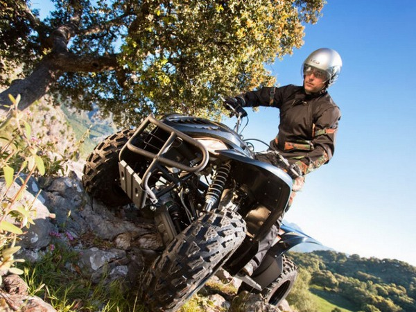 Фотогалерея квадроцикла Yamaha Wolverine 450 - фото 14
