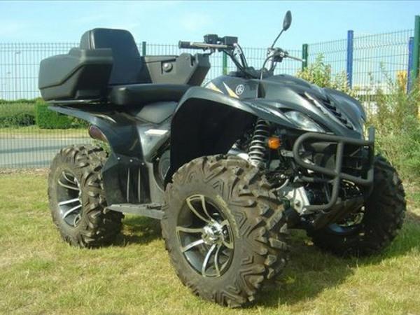 Фотогалерея квадроцикла Yamaha Wolverine 450 - фото 18