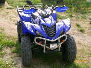 Дизайн модели квадроцикла Yamaha Wolverine 450